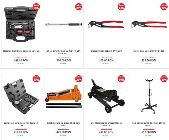 Reduceri de pana la -44% Universal-Tools
